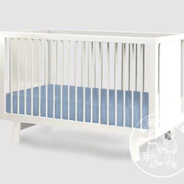 Modbaby cot White 2