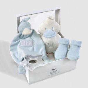 Bambam gift box blue