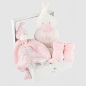 Bambam gift box pink 4