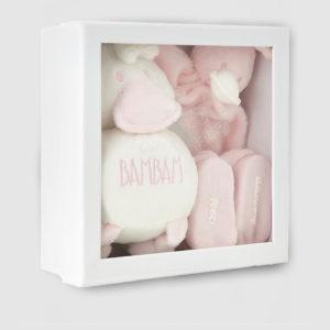 Bambam gift box pink 6