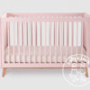 Barnaby Cot pink
