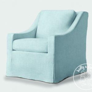 Kelly armchair Sky 1