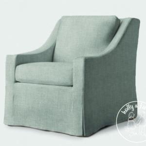 Kelly armchair grey 1