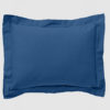 Blue l Oxford pillowcase