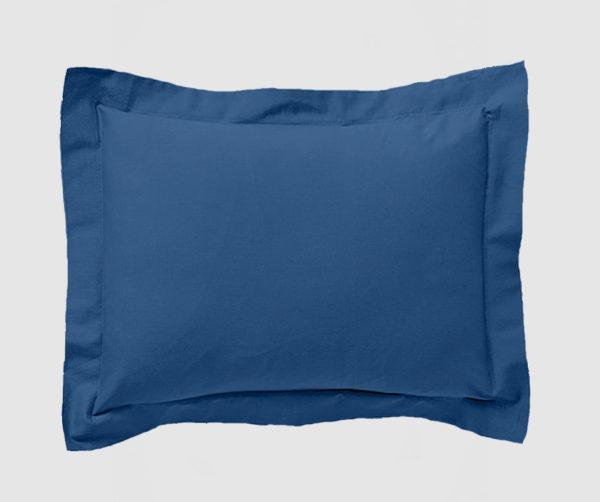 Blue l Oxford pillowcase