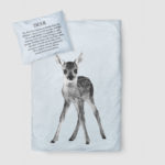 Deer duvet set sky 3