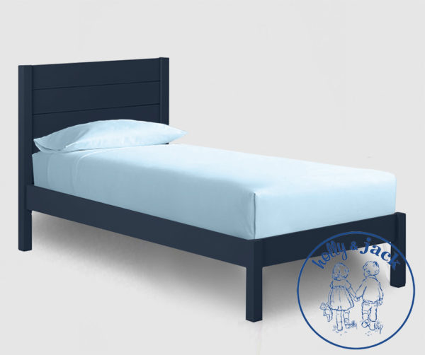 Jack bed midnight blue 1
