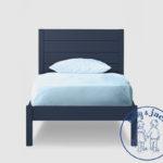Jack bed midnight blue
