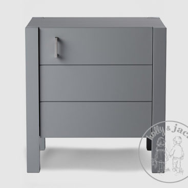 Jack nightstand grey