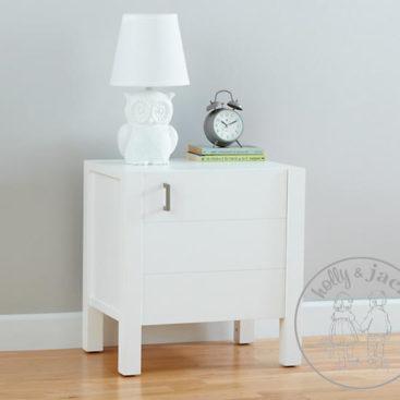 Jack nightstand white 3