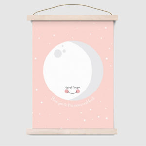 Moon love blush 2
