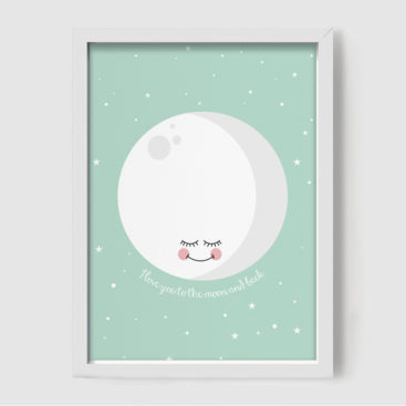 Moon lovegreen 1
