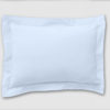 Sky Oxford pillowcase