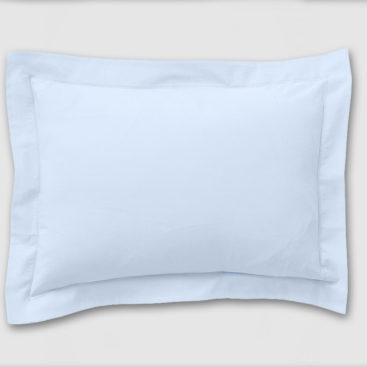 Sky Oxford pillowcase
