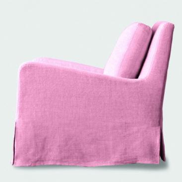 Slope chair blush 1