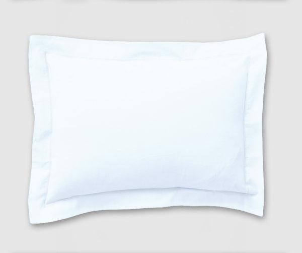 White Oxford pillowcase