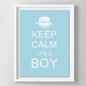 Keep calm poster 4
