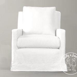 Petite chair 3white