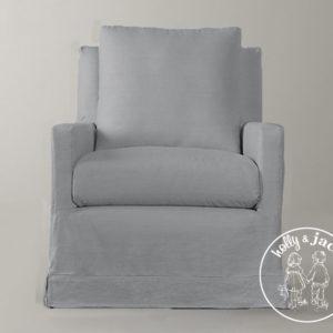Petite chair grey 2