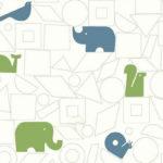 Animal blocks wallpaper 7