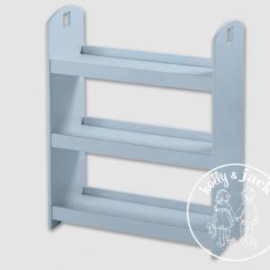 Carry go shelves blue 3 tier