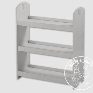Carry go shelves grey 3 tier