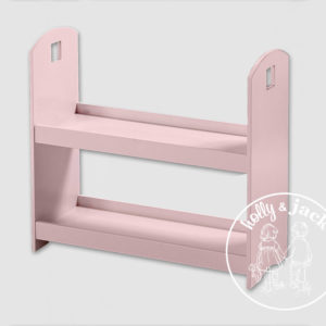 Carry go shelves pink 2