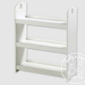 Carry go shelvesp white 3 tier