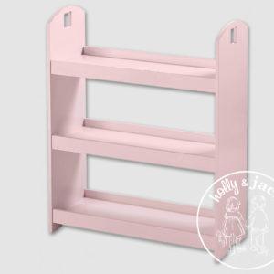 Carry go shelvespink 3 tier