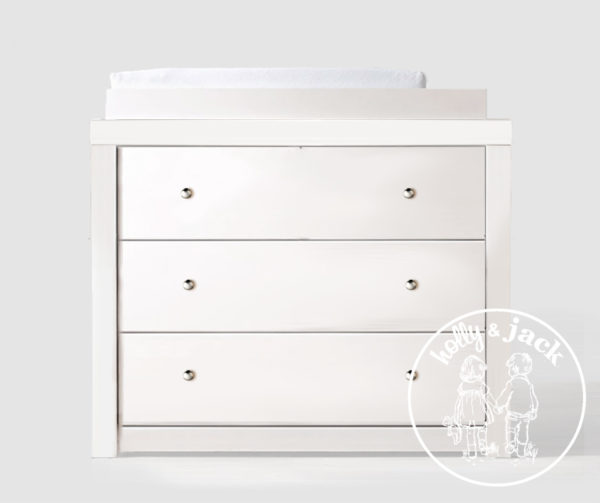Holly & Jack Willow compactum white with knobs