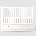 Holly & Jack Willow cot White