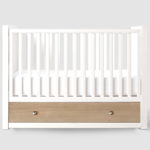Holly & Jack Willow cot White and wood – Copy