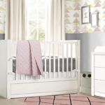 Holly & Jack Willow cot White & wood 8