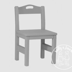 Holly & Jack play chair grey