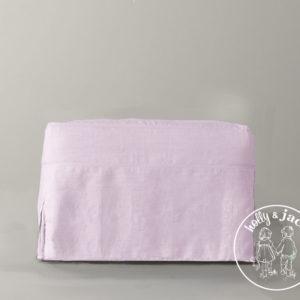 Petite ottoman pink