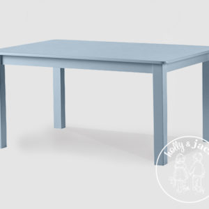 Playhouse table blue