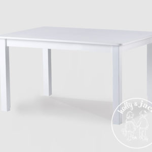 Playhouse table white