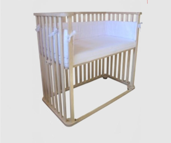 Cosy co sleeper cot 5