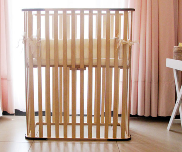 Cosy co sleeper cot 8