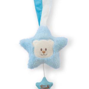 Star music box – light blue