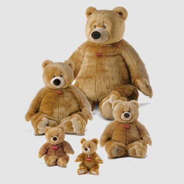 Trudi Bear family