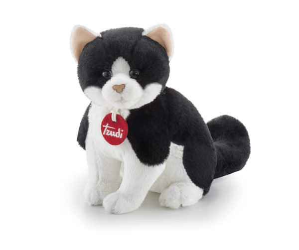 Trudi Black & White Cat