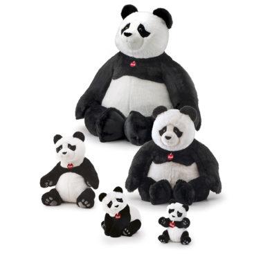 Trudi Panda family