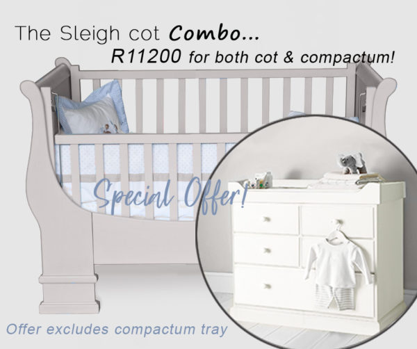 French sleigh cot and classic compactum combo sale special winter 2020 – Copy