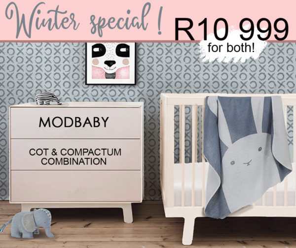 Modbaby cot and compactumwinter 2020