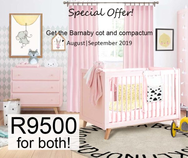 The Barnaby Cot special Aug – Sept 2019