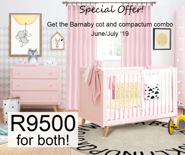 The Barnaby Cot special June & July 2019