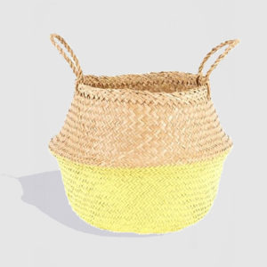 Belly basket yellow