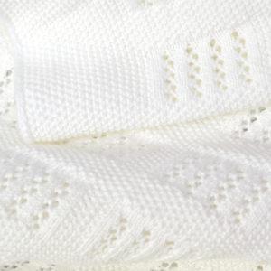 Holly-&-Jack-Rosie-&-Romie-White-lattice-baby-blanket-plain-white09