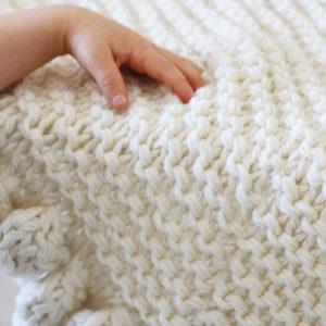 Pram_Aran_baby_blanket_Holly_&_Jack_1_FB